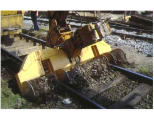 Gleisbau – Technik